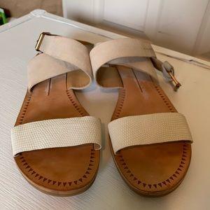 Dolce Vita Julius Ankle Wrap Sandals